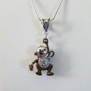 Jewelry - Monkey Necklace /Monkey Jewelry